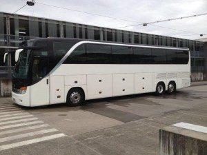 Bus Setra 417 HDH