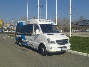 Autobus Mercedes 519 CDI