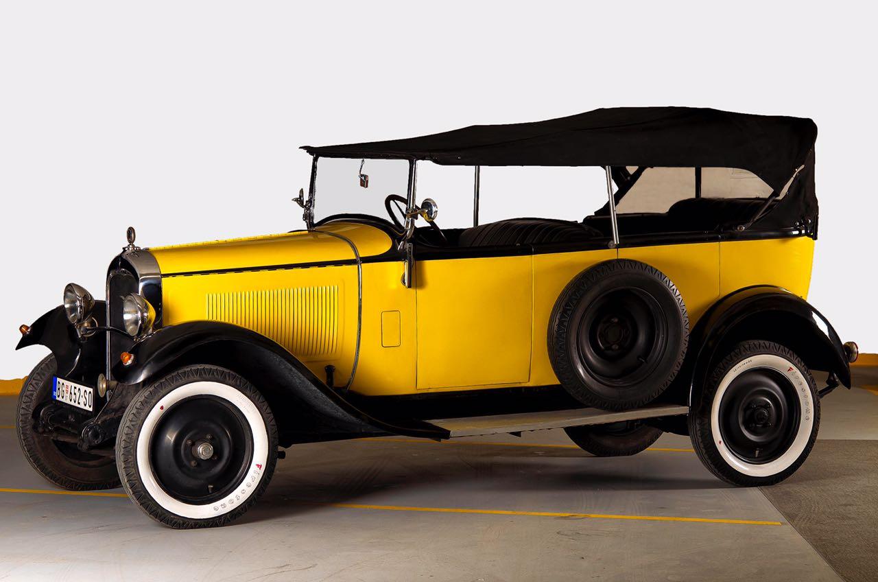 Citroen C4 1928