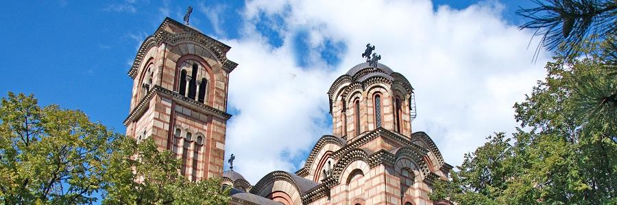 Churches & Monasteries-Taxi Serbia