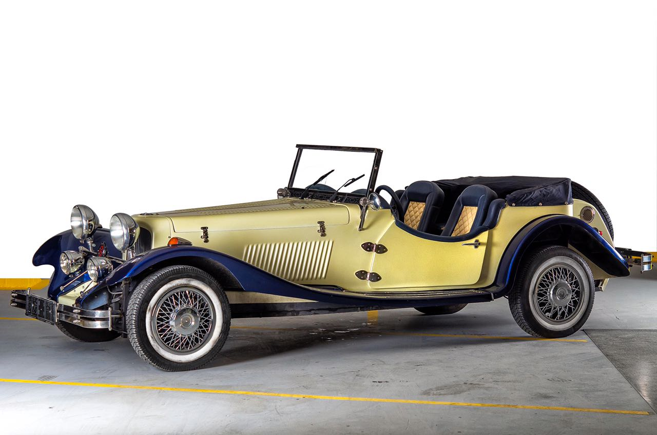 Jaguar SS 100 Cabrio